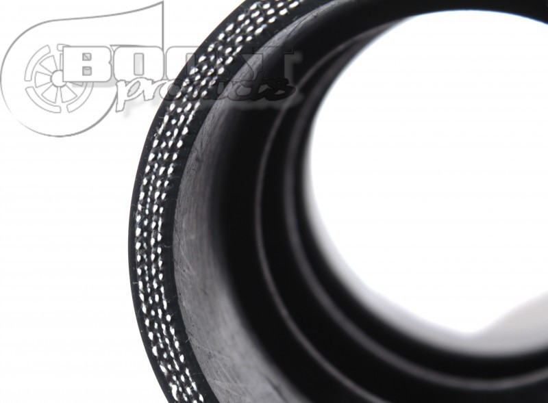 BOOST products Silikonbogen 90°, 32mm, schwarz