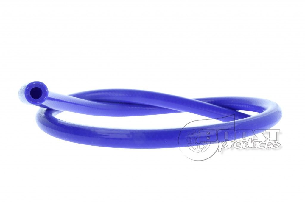 BOOST products Silicone Vacuum Hose reinforced 6mm ...  sc 1 st  BOOST products & BOOST products Silicone Vacuum Hose reinforced 6mm blue Cold Engine ...
